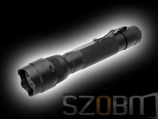 WF-502C Aluminum Flashlight