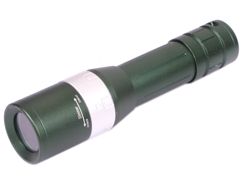 Waterproof 3W CREE High Power 180LM cree led flashlights