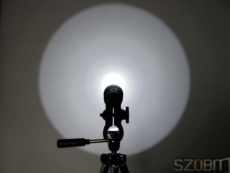 SZOBM ZY-M20 CREE Q5 LED 5 modes Aluminum Flashlight