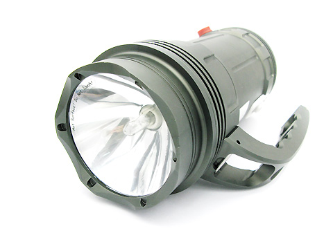 SSC-P7 LED 3-mode Headlamps and Bicycle Light