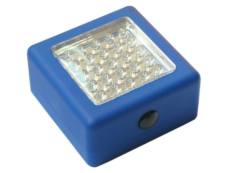 Square 25 LED Working Light