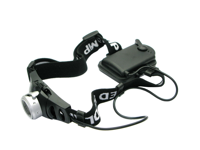 Pancratic CREE Q4 LED Headlamp