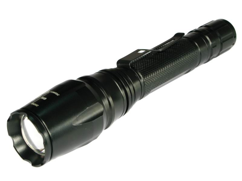 KC-31 CREE XML T6 5-Mode Zoom Ultra Bright LED Flashlight