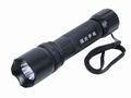 High Power CREE Q3 LED Rechargeable Flashlight for Police Use