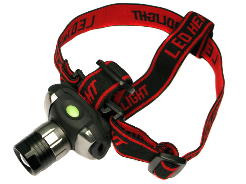 CREE Q3 High Power Zoom LED Headlamp