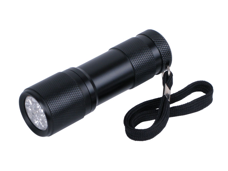 9 LED IR InfraRed Flashlight