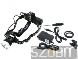 260 Lumens CREE XP-G R5 LED 5 Modes Rechargeable Headlamp (YT-22
