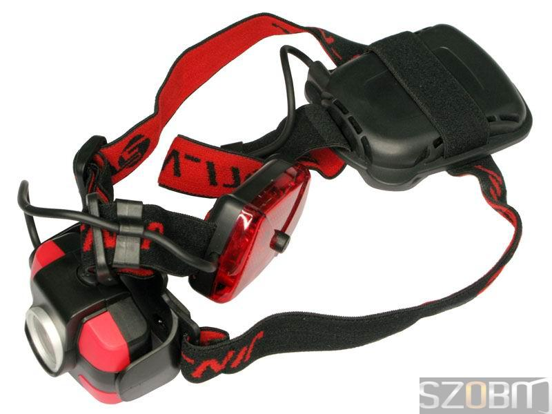 1W + 4 LED High-Power LED Headlamp