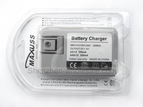 Li-ion 18650 Battery Charger V2