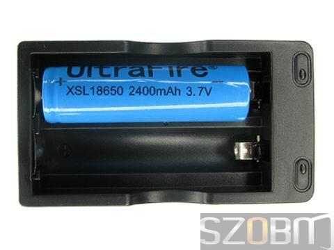 18650 3.6V Li-ion Battery Charger