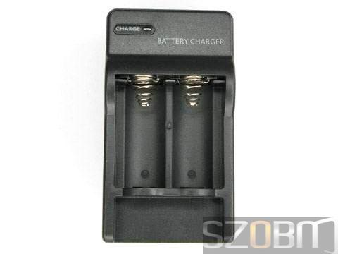 16340 Li-ion Battery Charger