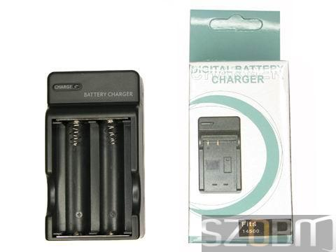 14500 Li-ion battery charger