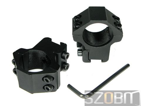 25mm Ring Double Mount(502#)