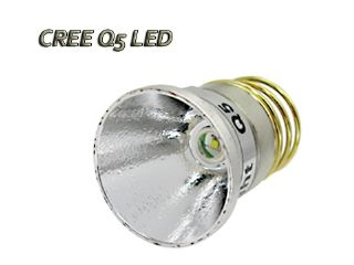 Q5 LED 5-mode Flashlight Bulb
